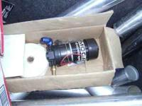 rear mount turbo kit for camaro trans am firebird, has