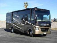 2012 Tiffin Allegro 30 GA, lightly pre-owned and