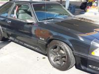 I have a 93 ford mustang gt 5.0 hatch clean title 5