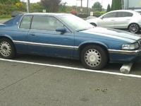 93 Cadillac eldorado, automatic 4.9 liter v8, with