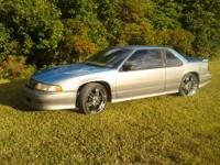 I have a 1993 Chevrolet Lumina Z34 Forsale. Car is