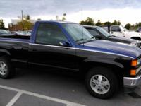 1993 Chevy Cheyenne Stepside for sale, this truck is in