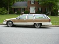 1993 Chevrolet Caprice Classic Station Wagon, V8