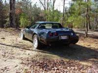 93 Corvette with salvage title. 87K miles. Selling