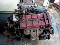 Hi I have. A motor. Out of a Acura. Integra ls This.