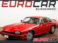 FEATURED: 1993 JAGUAR XJR-S RARE COLLECTOR ITEM ONLY