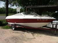 Best Offer 93 Wellcraft 18.2 Ft . Boat Whith 4.3 V6.
