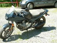 This 93 Yamaha has been in storage given that 2005.