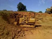 1980 cat 931 track loader good condition gp bucket