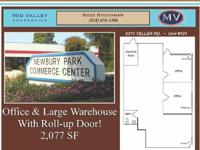 NEWBURY PARK COMMERCE CENTER 2373 Teller Road, Unit