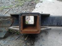 Factory hitch from a 98 Dodge Ram 3500 truck. Had one