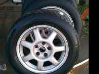 94 mitsubishi 3000 gt stock rims and tires for sale 150