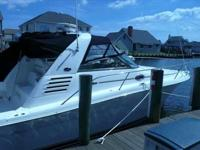 2001 Sea Ray 340 AMBERJACK WOW !!! IS WHAT YOU WILL SAY