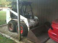 I have a 94 753 bobcat for sale with a 2009 bobcat