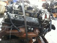94 95 96 97 DODGE RAM 1500 PICK-UP ENGINE 5.2 L 8 CYL.