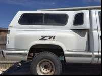 I have a white short bed stepside off of a 94 Chevy