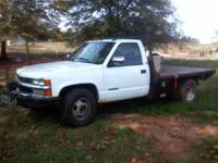 I have a 1994 chevy 3500 pickup it has a 5 speed