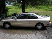 This 1994 Honda Accord EX has an ultra smooth ride and