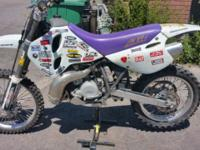 94 KTM 440 EXC great condition starts right up first or