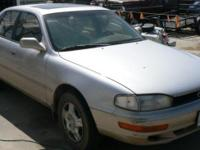 94 Toyota Camry V-6 LE. $750 Or Finest CASH Offer.