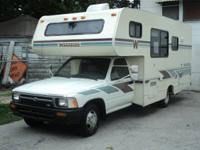 1994 Winnebago Warrior Last Year Of This Model, 21Ft