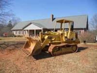 i have a943 cat track loader in great shape.has 1600hrs