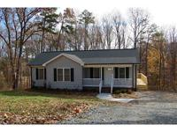 A newly constructed Asheboro NC home for sale in