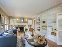 Utterly charming, light filled colonial on sought after