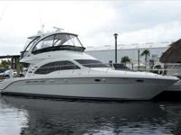 2010 Sea Ray 52 SEDAN BRIDGE Don't miss this