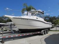 2006 Boston Whaler 285 CONQUEST This Conquest just