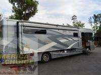 Very nice Class A Diesel, 2008 Winnebago Destination,