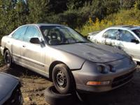 95 Acura Integra PARTING OUT 93 01 5 Speed 2dr Parts 94
