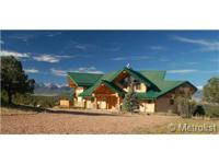 440 acre cattle ranch near the charming mountain town