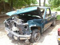 Trashed 1995 Chevrolet Silverado  All Parts for Sell -