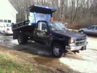 Need a last minute plow truck 1995 Chevy K3500 1 ton