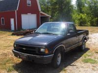 THIS 95 CHEVROLET S-10 IS A MUST SEE..!! I JUST HAD