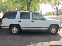 I have a 95 Gmc Yukon for sale. Drives and starts