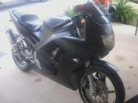 I have a 1995 Honda cbr 600 crotch rocket sport bike.