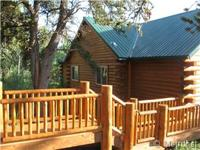 Log home w/3 Master Suites in gated community & &