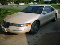 I have a '95 Lincoln MK VIII that I bought for a work