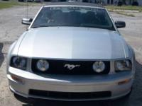 95? Mustang GT Convertible 5.0 V8 automatic with 3.73