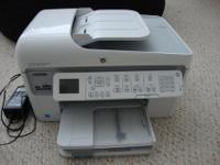 I have a gently used HP Photosmart ALL IN ONE printer