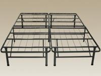 Sleep Master - Platform Metal Bed Frame/Foundation -