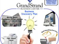 Office Plans Available at The GSBC as low as $95 per