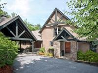 Sited inside the secure gates of Cullasaja Club