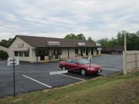 Located on busy Route 3/ King Hwy in King George VA
