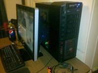 Selling my custom gaming, OS Windows 7 64bit CPU Amd X6