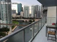 Brickell (Downtown Miami) sublease available for a
