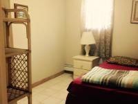 This private and clean room is ideal for a very busy,