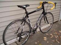 Fantastic FAST bike,near new condition,very light,well